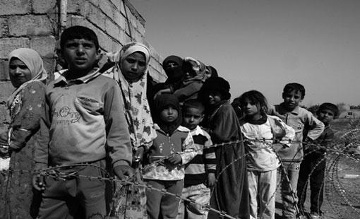 SOSTEGNO ALLE FAMIGLIE DI ALEPPO-SIRIA