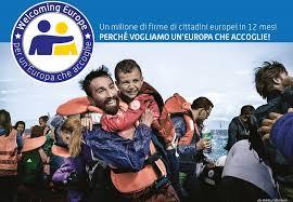 SIAMO UN'EUROPA CHE ACCOGLIE. Lasciateci aiutare!