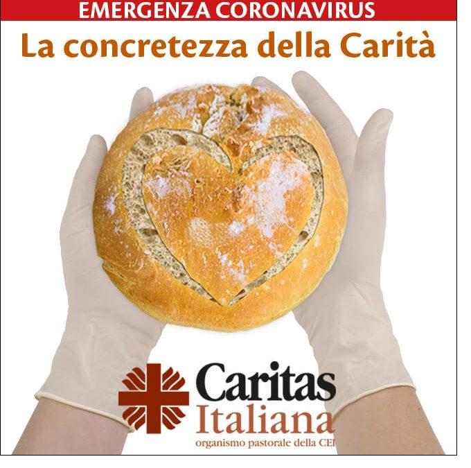 EMERGENZA CORONAVIRUS: La concretezza della carità